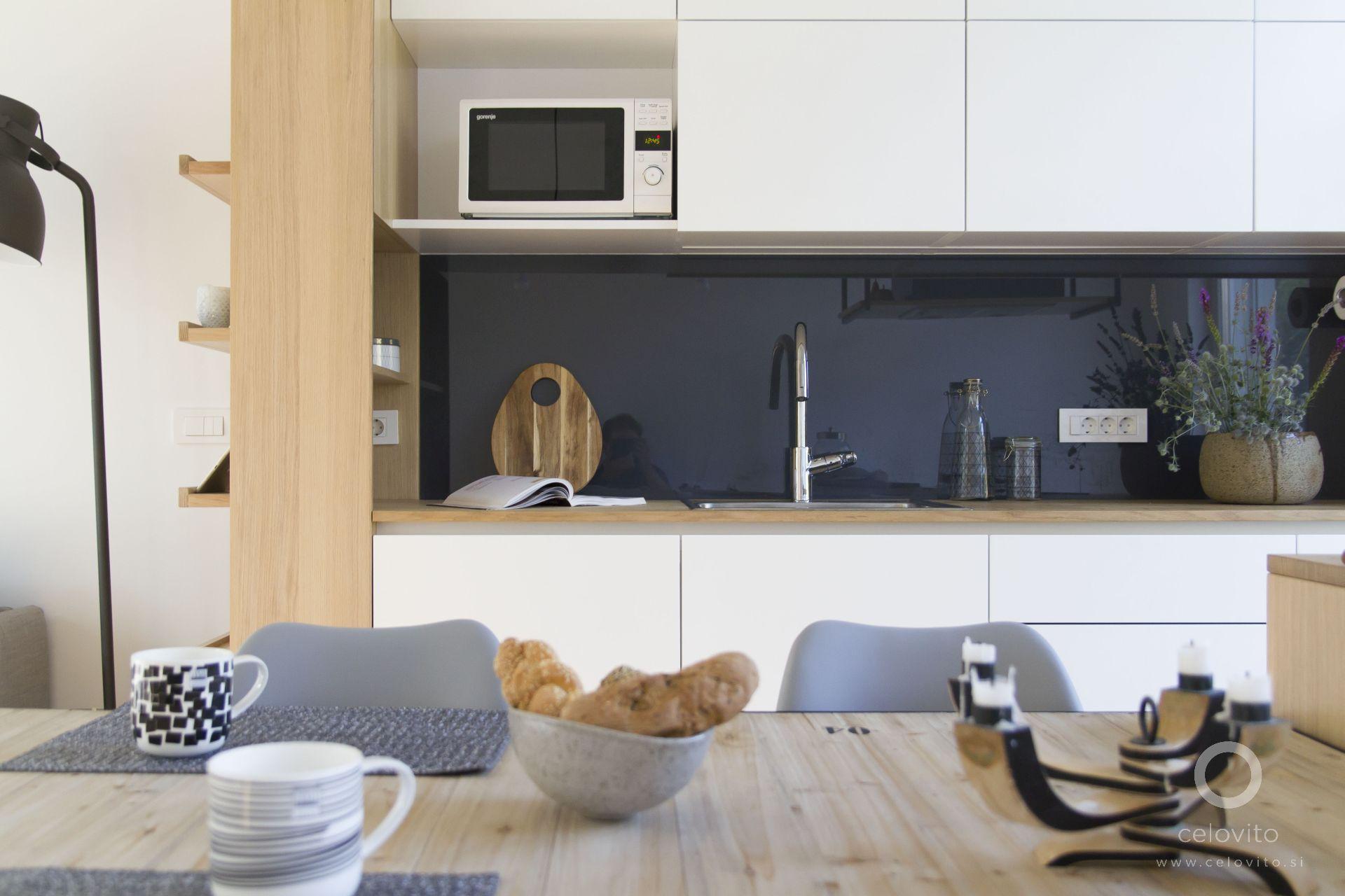Jedilnica in kuhinja