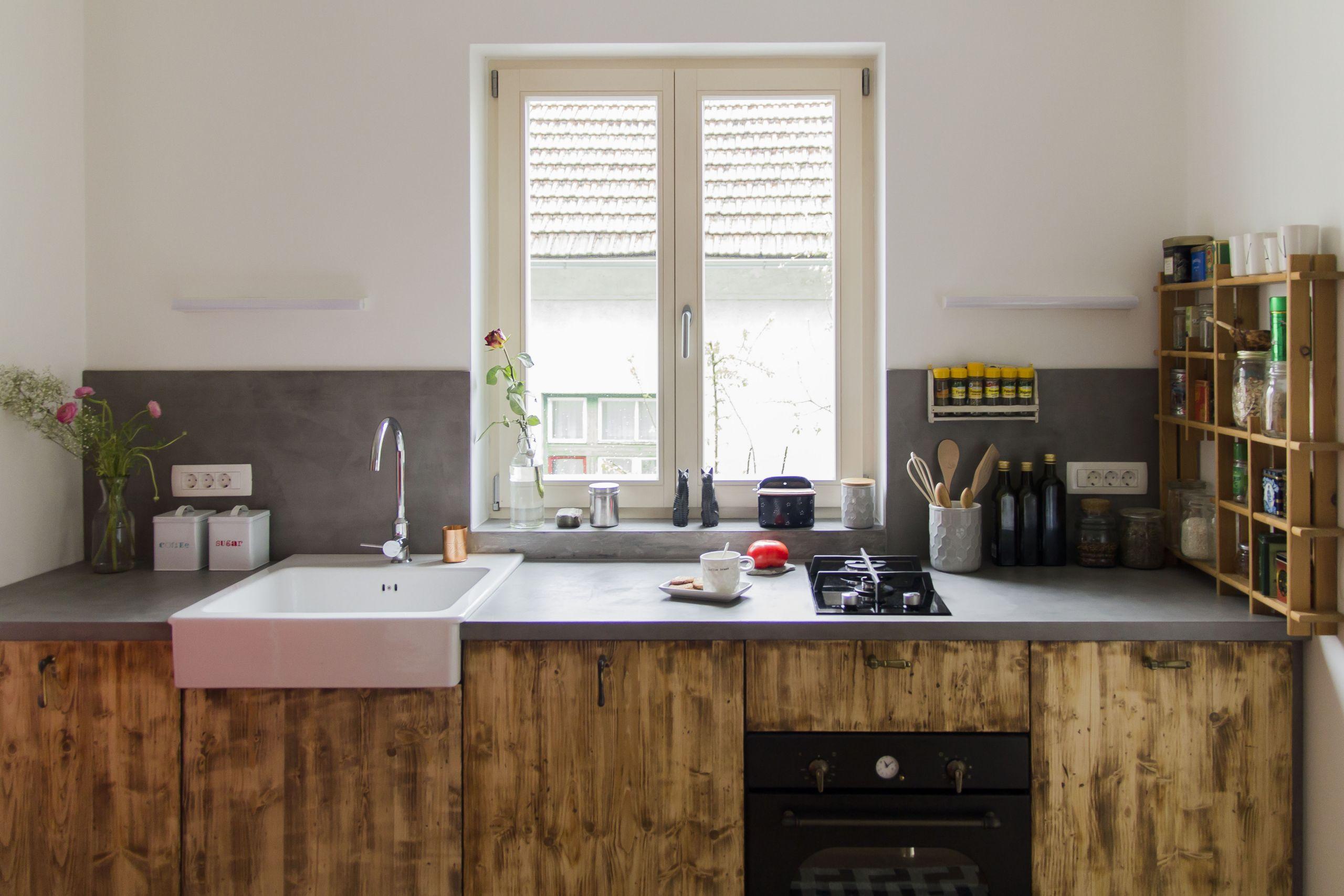 Boemski dom - prenovljena kuhinja