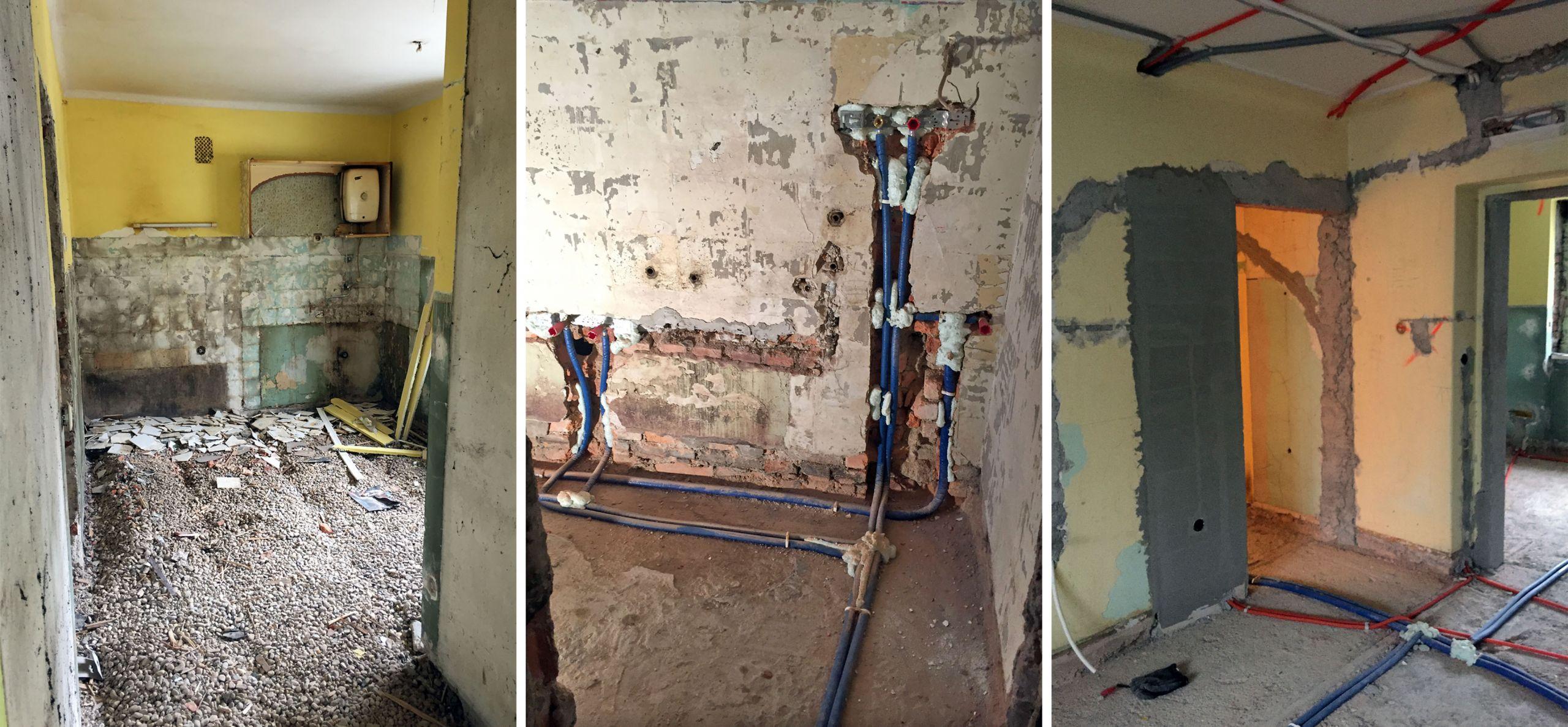 prenova hiše