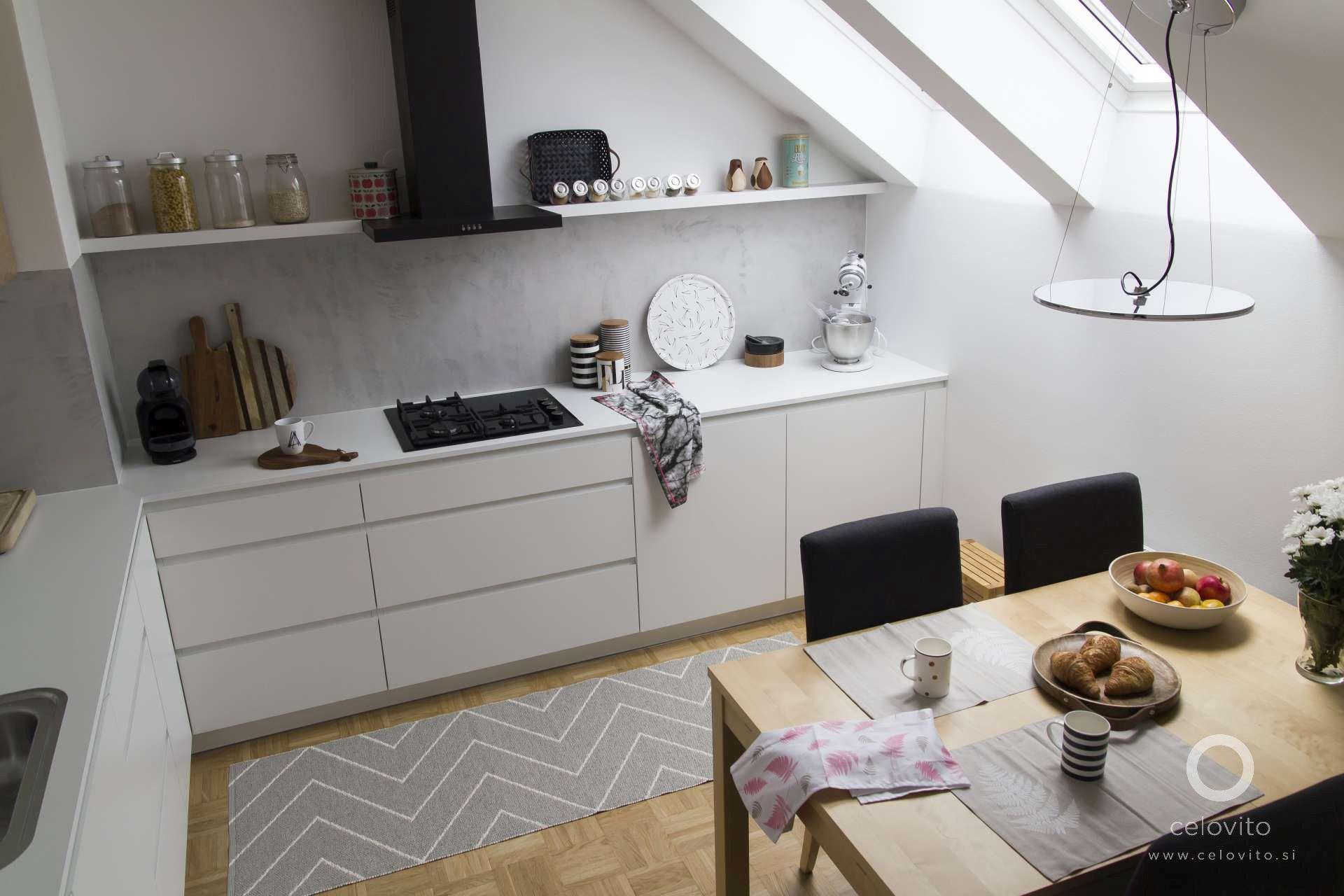 Kuhinja in jedilnica